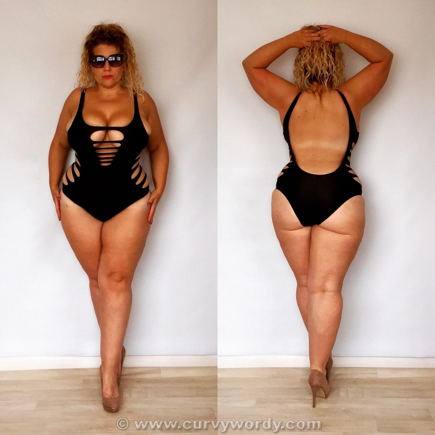 Summer 2016 Plus Size Swimwear and Beachwear Haul Part 2