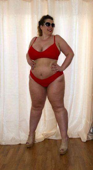 Mature bbw lingerie